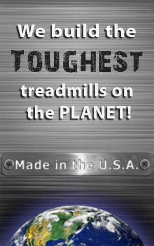 Toughest Treadmills on the Planet